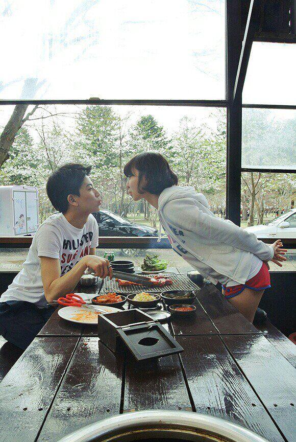 cho yon relationship goals