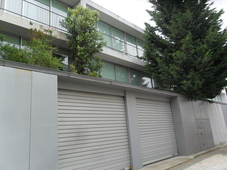Casas Quinta Da Avenida Momentos Souto Moura Garage