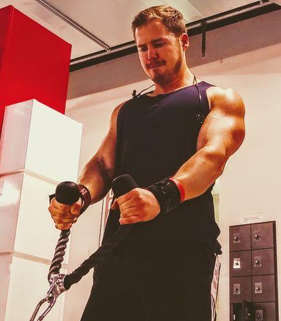 Müsst ihr euch manchmal zum Training zwingen? https://www.zinskraft.de/2016/12/17/m%C3%BCsst-ihr-euch-zum-training-zwingen/