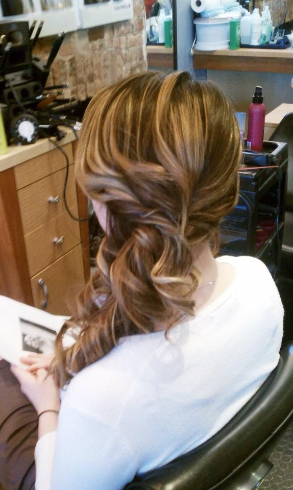 Formal Hair by Sparks