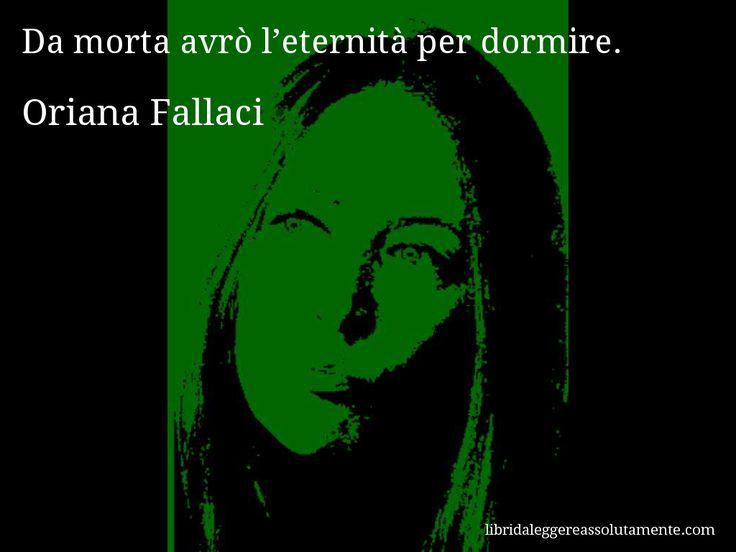 Cartolina con aforisma di Oriana Fallaci (34)
