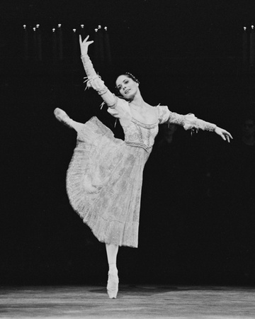 Romeo and Juliet- Darcey Bussell. Photo: Leslie E Spatt.