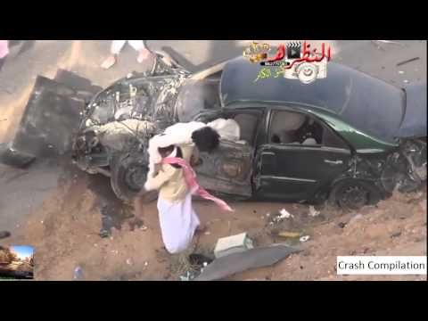 Scary Car Crash New Compilation 2014 HD