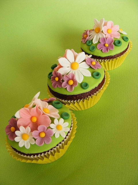 Cupcakes, via Flickr.