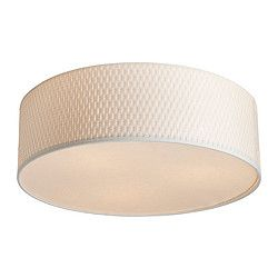 IKEA - ALÄNG, Ceiling lamp, , Diffused light that provides good general light in the room.