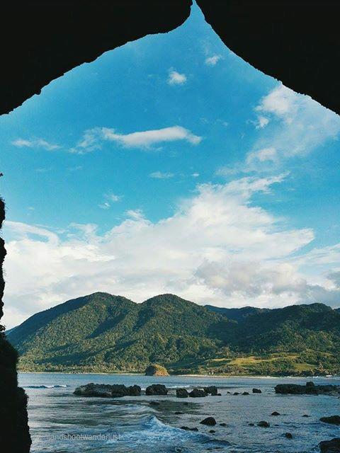 View from Bantay Abot Cave, Pagudpud, Ilocos Norte - Darlene Mae Dada