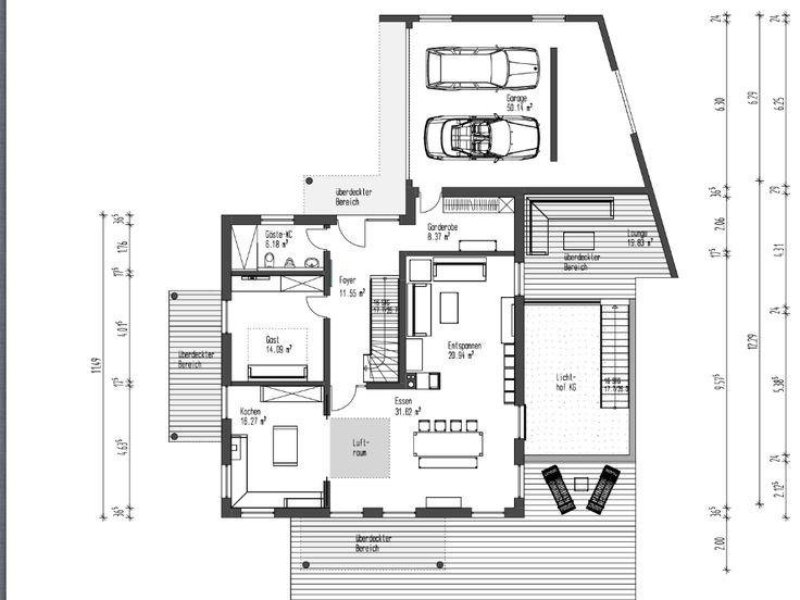 grundriss l form awesome massivhaus kernhaus bungalow fokus grundriss erdgeschoss with. Black Bedroom Furniture Sets. Home Design Ideas