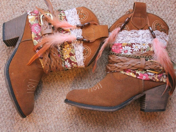just the most darlin' cowboy boots i ever did see!