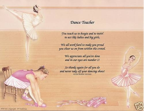 DANCE TEACHER QUOTES THANK YOU image quotes at relatably.com |Dance Teacher Thank You Quotes