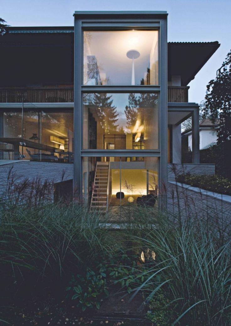 Modern Italian Sliding Etched Glass Door: Italian Houses Images On Pinterest