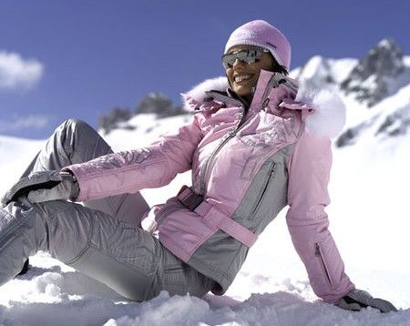 Одежда для лыжного спорта и бега