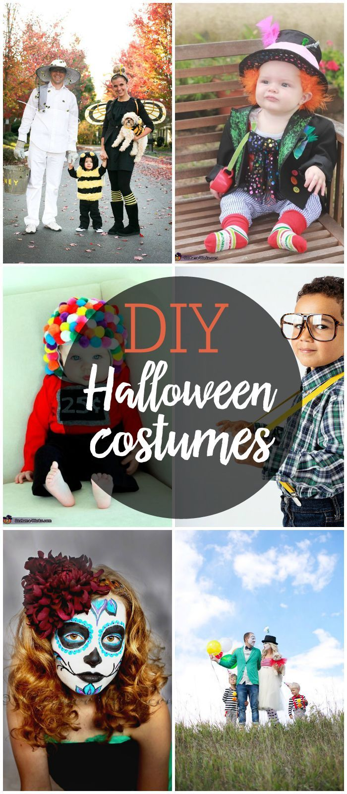 Some of the best DIY Halloween costumes I've ever seen!