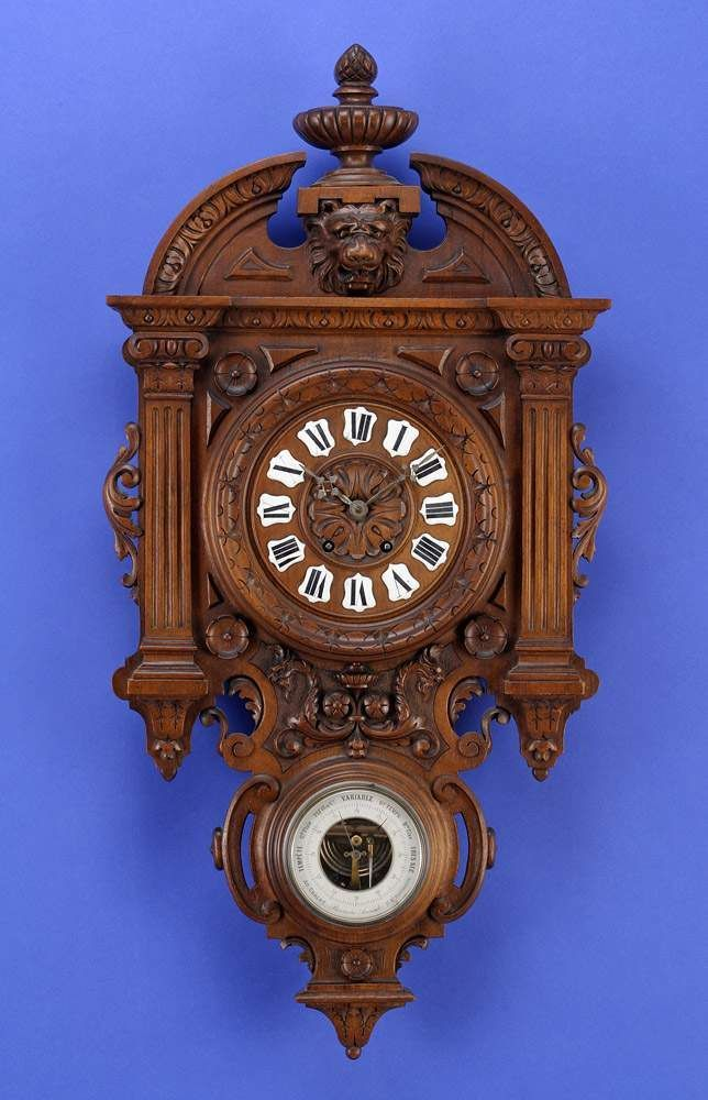 428 best einer s nderskov pedersen images on pinterest antique clocks wall clocks and - Wall hanging grandfather clock ...