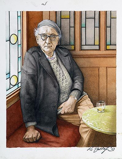 Image result for patrick kavanagh