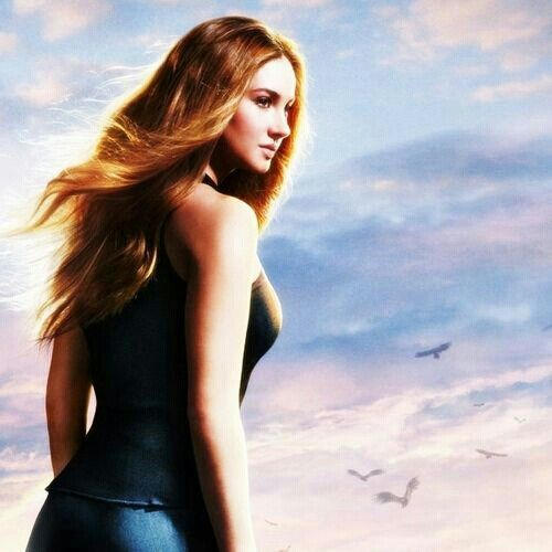 The Divergent trilogy taught me to be brave no matter what and to do what you believe is right even if no one else thinks it is.