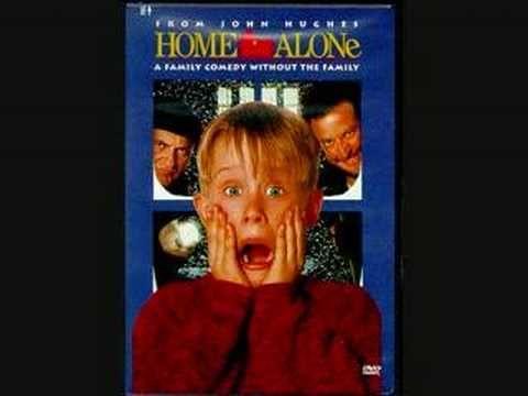John Williams - Home Alone Theme...takes me back =)