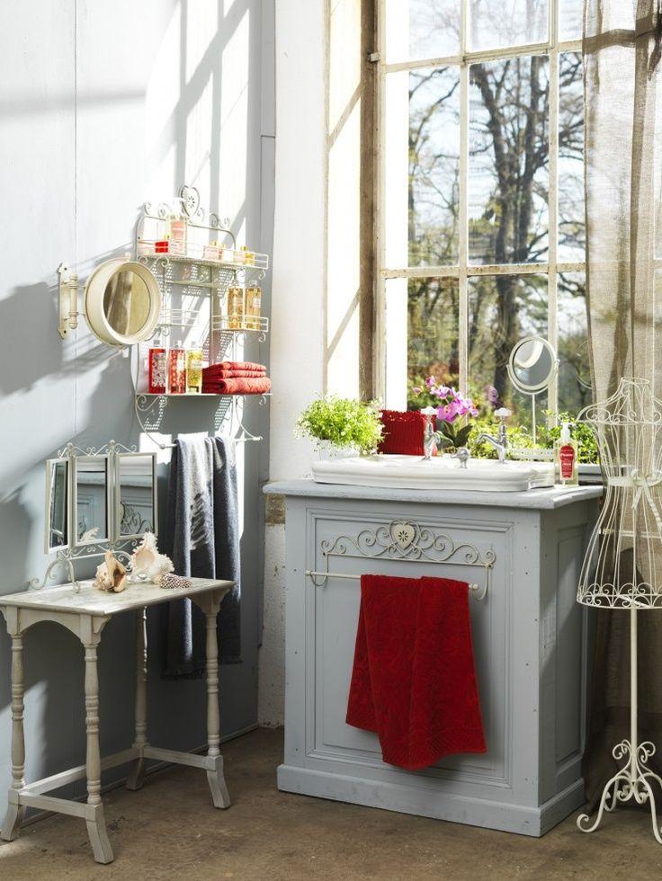 Les 21 meilleures images du tableau ambiance comptoir de famille sur pinterest comptoir de - Rideaux comptoir de famille ...