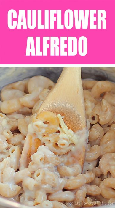 Cauliflower Alfredo