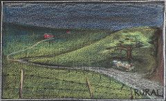 5th Grade: Geography; Concepts (ArneKaiser) Tags: 5thgrade edited pineforestschool waldorf chalkart chalkboard chalkdrawings flickr