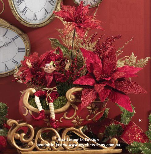 355 Best Christmas Sleigh Images On Pinterest