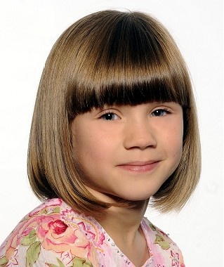 children s hair styles medium brown bob children hairstyles for mini me 2291