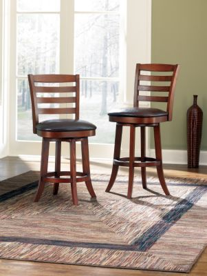 Dining Rooms Larson Swivel Barstool Dining Rooms