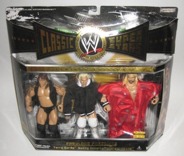 WWE Classic Super Stars Fabulous Freebirds