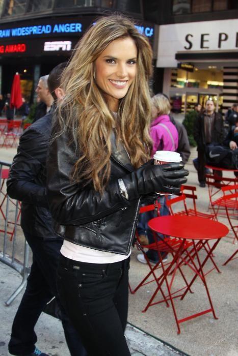 Alessandra Ambrosio Hair Inspiration Beautiful Secrets