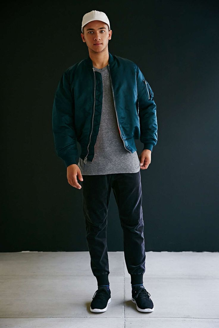 Alpha Industries Classic Ma1 Bomber Jacket Bomber Jackets Bombers And Urban