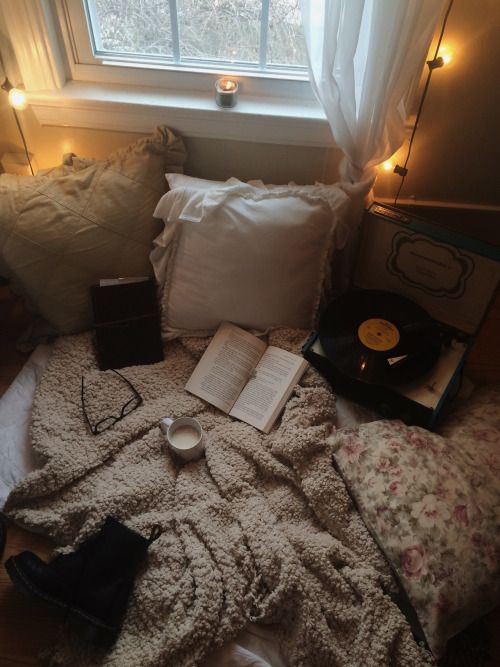 spent a little bit of my day in this spot - Cozy Bedrooms