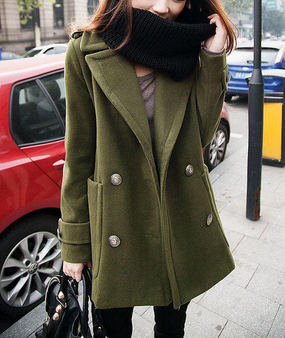 Best 25  Long winter coats ideas on Pinterest | Winter coat, Nude ...