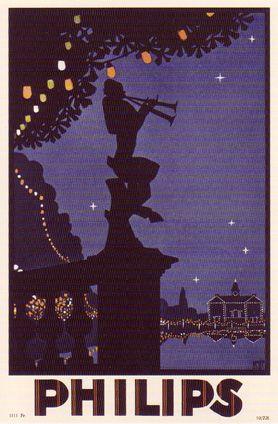 Affiche ontwerp voor Philips van Kalff & 97 best PHILIPS LIGHTING images on Pinterest | Advertising ... azcodes.com
