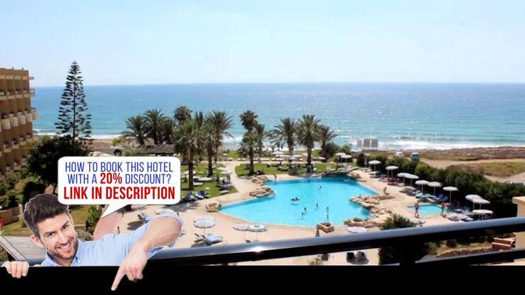 Venus Beach Hotel, Paphos, Cyprus, Review HD