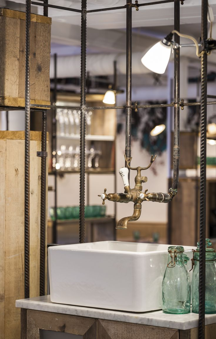 men bathroom tumblr%0A Whyte  u     Brown  a new fowlfocused restaurant in London u    s Carnaby Stree