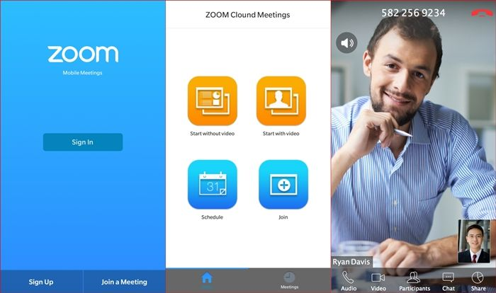 Choose Zoom for #Web #Conferencing - By choosing Zoom web video conferencing solution, you are using the internet to your benefit by keeping your business connected without the infrastructure and management modern needed.