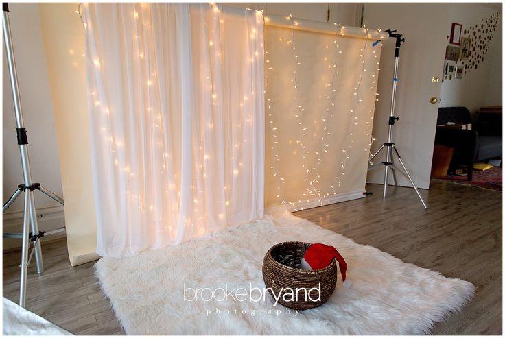 DIY Christmas Holiday Photo | Brooke Bryand Photography | http://brookebryand.com