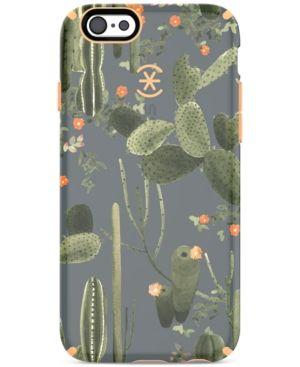 Speck CandyShell Inked Phone Case for iPhone 6/6s - Desert Cactus/cantaloupe Orange