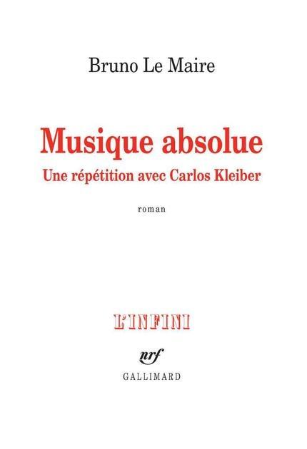 Musique absolue  (Bruno Le Maire)  http://www.didactibook.com/produit/70050/9782072465994