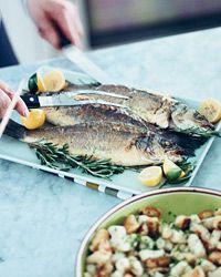 23 best branzino sea bass images on pinterest branzino for Branzino fish mercury level
