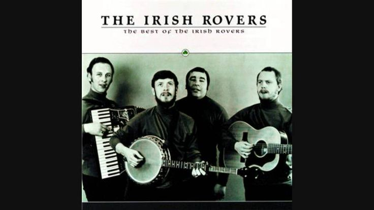 """Irish Rovers - Collection, non-seasonal songs, but starts with, """"Miss Fogarty's Christmas Cake""""  ...it'd kill a man twice, after eatin' a slice of Miss Fogarty's Christmas Cake. ('After,' as in attempting to, a chore to be worked at...)"""