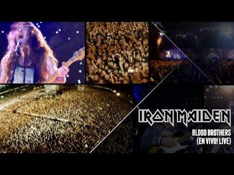 Iron Maiden - Blood Brothers (En Vivo! Live in Santiago) - YouTube