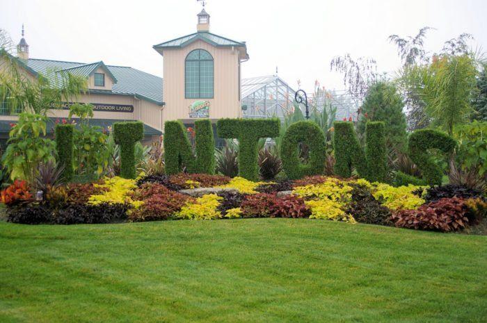 Linton's Enchanted Gardens Elkhart In