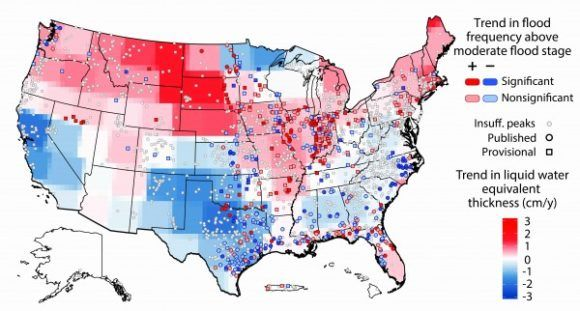 How Flood Risk in U.S. Is Changing: Increasing in North, Decreasing in South - http://atosbiz.com/how-flood-risk-in-u-s-is-changing-increasing-in-north-decreasing-in-south/