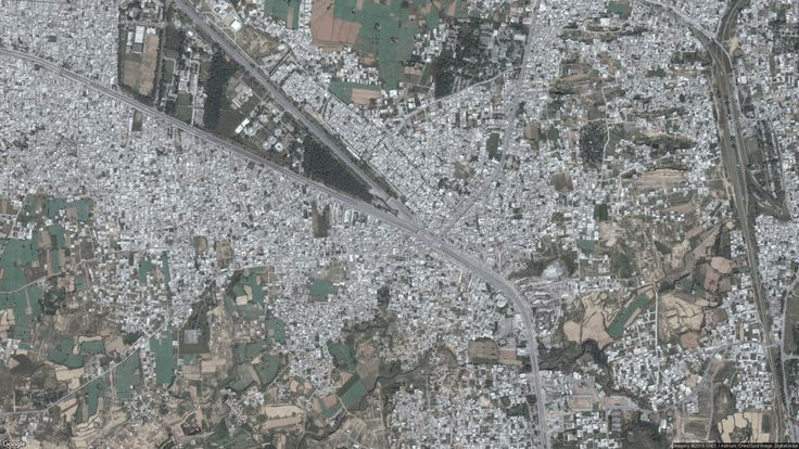 Peshawar-Rawalpindi Rd, Taxila, Pakistan | Satdrops - Amazing satellite imagery from around the world.