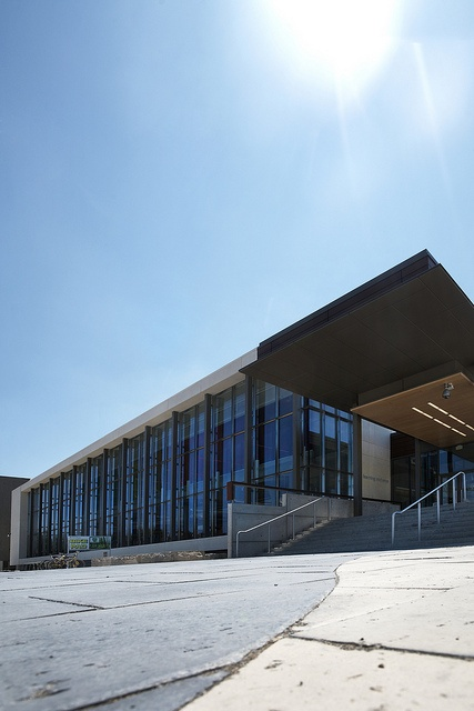 View of Mohawk College from Fennell Av by Mohawk College, via Flickr http://www.mohawkcollege.ca