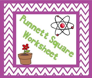 Integers Worksheets Pdf Die Besten  Punnett Square Activity Ideen Auf Pinterest  Classifying Plants Worksheet Word with Following Directions Worksheet For Second Grade Pdf Punnett Square Practice Worksheet Ngss Aligned Molecular Compounds Worksheet Answers