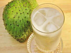 Soursop juice drink: A soursop drink recipe for healing or for the taste