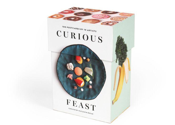 These Arty, Weird Food Postcards Make the Perfect Gift Slideshow Photos - Bon Appétit