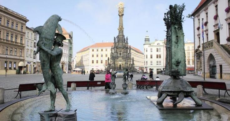 Her er byen, der er som Prag bare uden turister Livligt natteliv og gode restauranter til under halvdelen af danske priser. Tag på weekendtur til Tjekkiets sjettestørste by Olomouc.- Foto: Ota Tiefenböck.
