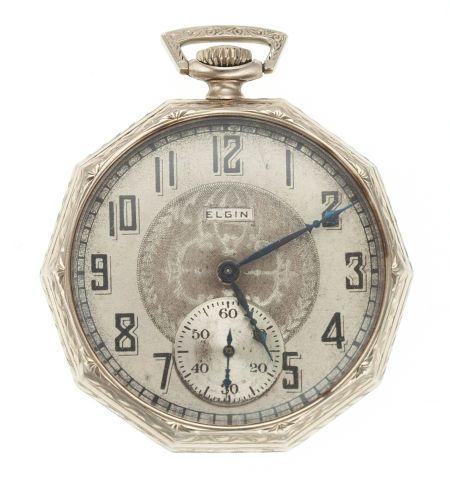 Elgin gold pocket watch activation code
